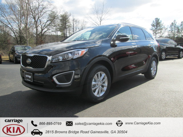 new 2016 kia sorento lx fwd front wheel drive 4 dr suv in stock. Black Bedroom Furniture Sets. Home Design Ideas